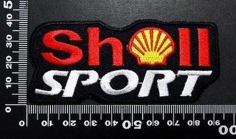 シェル SHELL ワッペン パッチ 05997