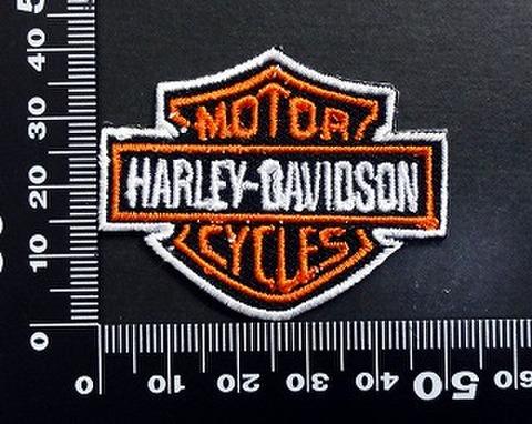 ハーレーダビッドソン (Harley‐Davidson) ワッペン パッチ 05977