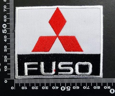 三菱 mitsubishi fuso ワッペン パッチ  05970