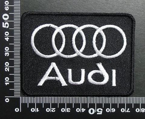アウディ Audi ワッペン パッチ 01698