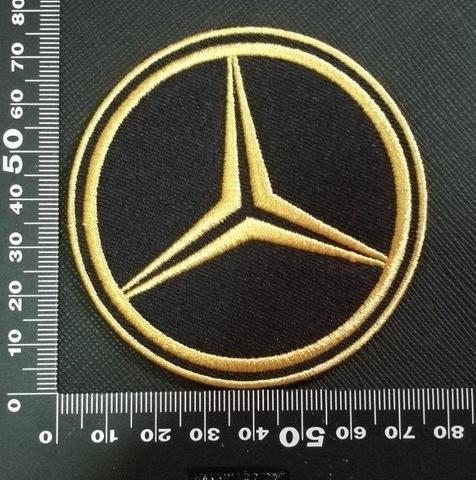 メルセデス・ベンツ Mercedes-Benz ワッペン パッチ 143735