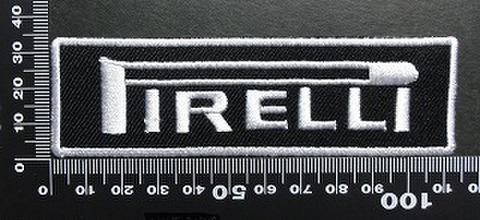 ピレリー PIRELLI ワッペン パッチ 01705
