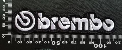 ブレンボ BREMBO ワッペン パッチ  143506