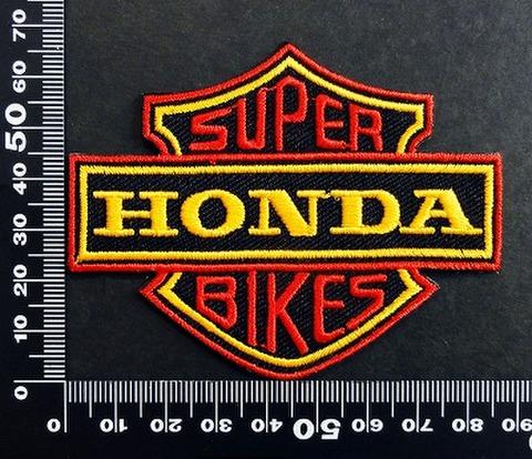 ホンダ ウイング HRC HONDA ワッペン パッチ 06623