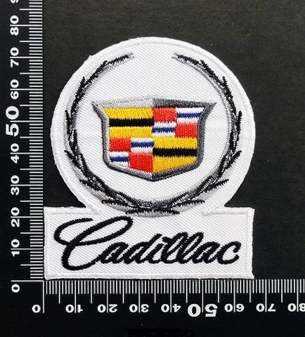 キャデラック cadillac ワッペン パッチ 06571