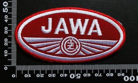 ジャワ jawa ワッペン パッチ 01985