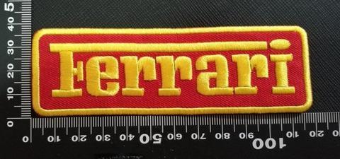 フェラーリ(ferrari) ワッペン パッチ 143358