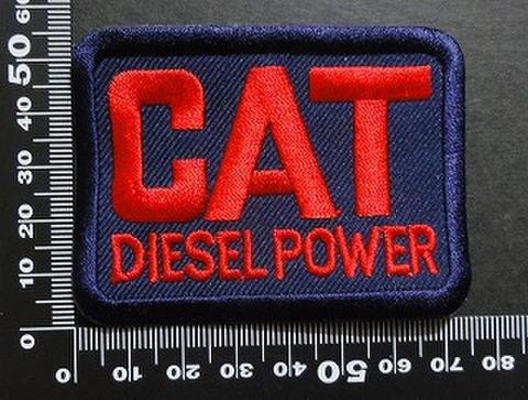 キャタピラ CAT ワッペン パッチ 01974