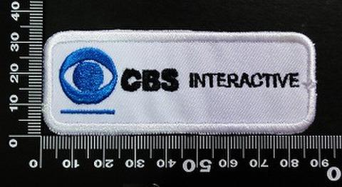 CBS Interactive ワッペン パッチ 02031