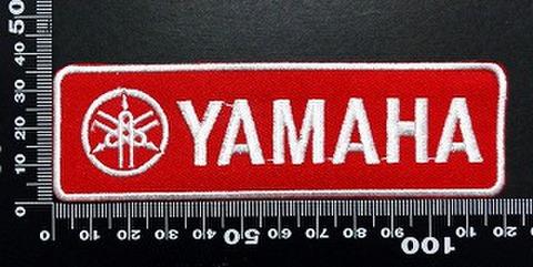 ヤマハ YAMAHA ワッペン パッチ 06012