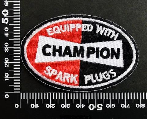 チャンピオン CHAMPION ワッペン パッチ 06622