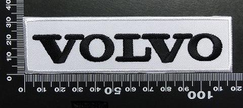 ボルボ (Volvo )  ワッペン パッチ 01709