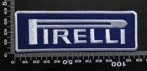 ピレリー PIRELLI ワッペン パッチ 01972