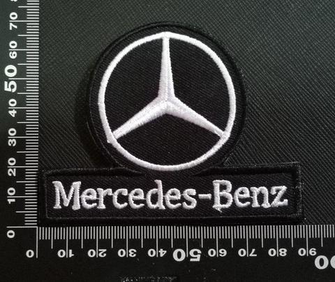 メルセデス・ベンツ Mercedes-Benz ワッペン パッチ 143428