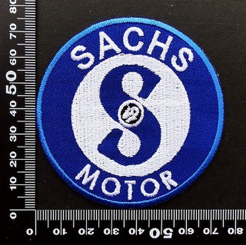 サックス モーター SACHS MOTOR ワッペン パッチ 09798
