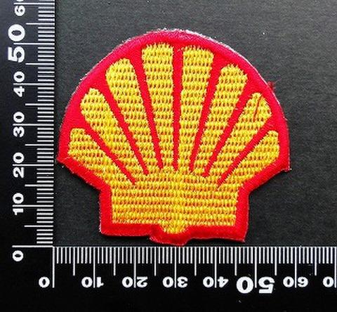シェル SHELL ワッペン パッチ  09562
