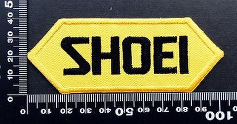 ショウエイ SHOEI ヘルメット ワッペン パッチ 09512
