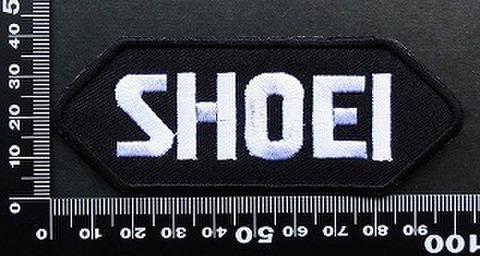 ショウエイ SHOEI ヘルメット ワッペン パッチ 09523