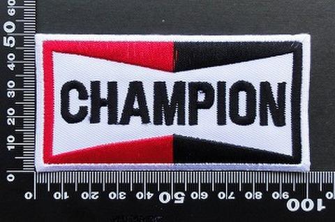 チャンピオン CHAMPION ワッペン パッチ 09541