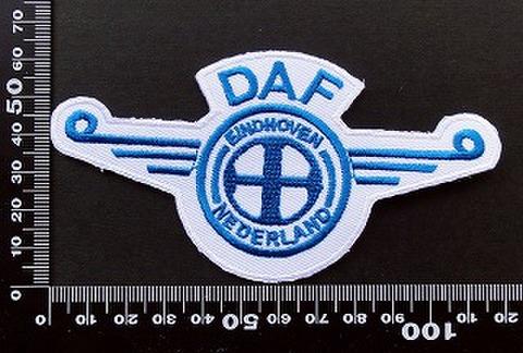 ディーエーエフ DAF Nederland ワッペン パッチ 09628