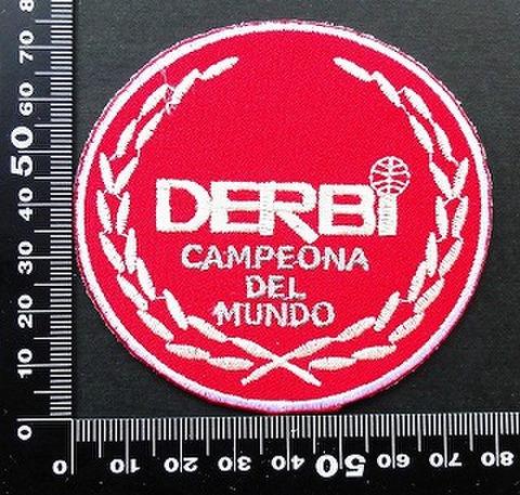 デルビ DERBI  ワッペン パッチ 09630
