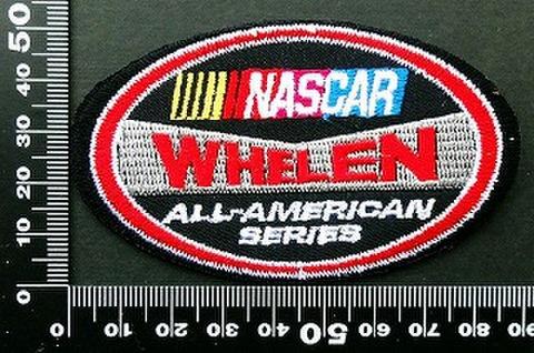 ナスカー NASCAR Whelen ワッペン パッチ  09834