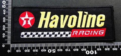 ハボリン Havoline ワッペン パッチ 09685