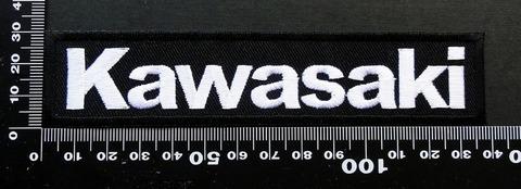 KAWASAKI カワサキ ワッペン パッチ 09706