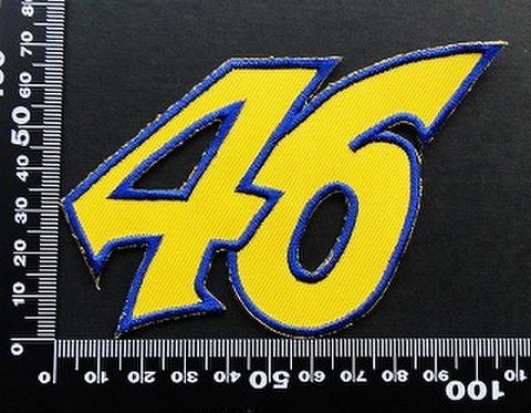 バレンティーノ・ロッシ ドゥカティ Ducati ワッペン パッチ 3 09479