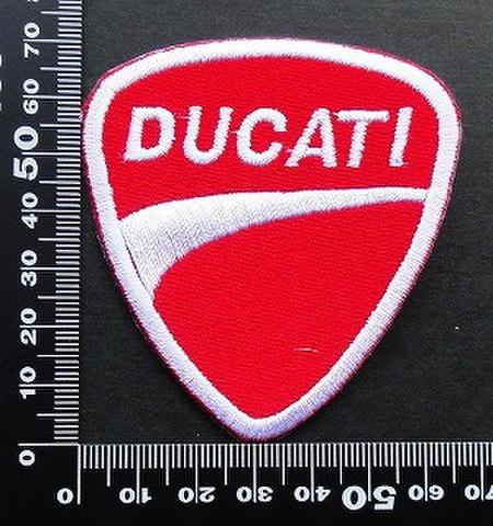 バレンティーノ・ロッシ ドゥカティ Ducati ワッペン パッチ 10 09492