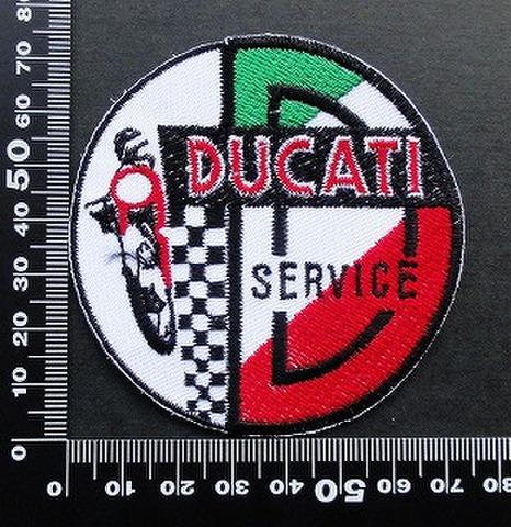 バレンティーノ・ロッシ ドゥカティ Ducati ワッペン パッチ 11 09498