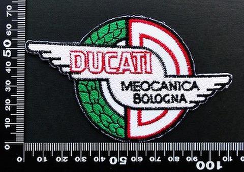 バレンティーノ・ロッシ ドゥカティ Ducati ワッペン パッチ 09545