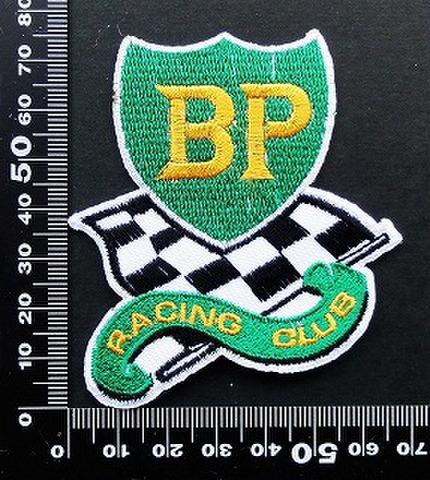 ビーピーオイル BP OIL ワッペン パッチ  09604