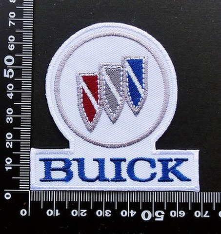 ビュイック  Buick ワッペン パッチ 09593