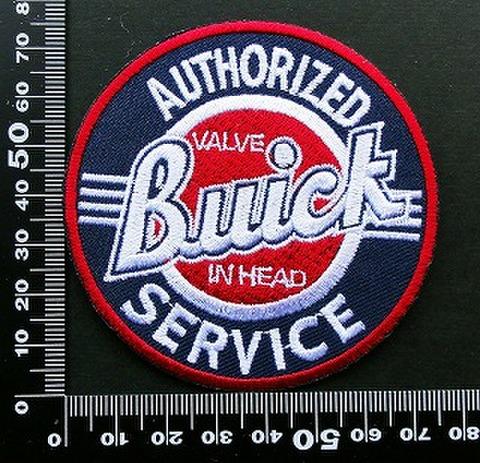 ビュイック  Buick ワッペン パッチ 09601