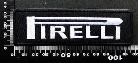 ピレリー PIRELLI ワッペン パッチ 09760