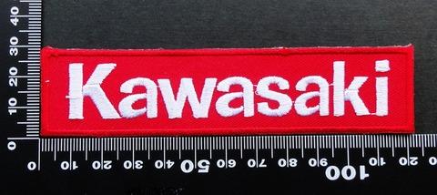 KAWASAKI カワサキ ワッペン パッチ 09481