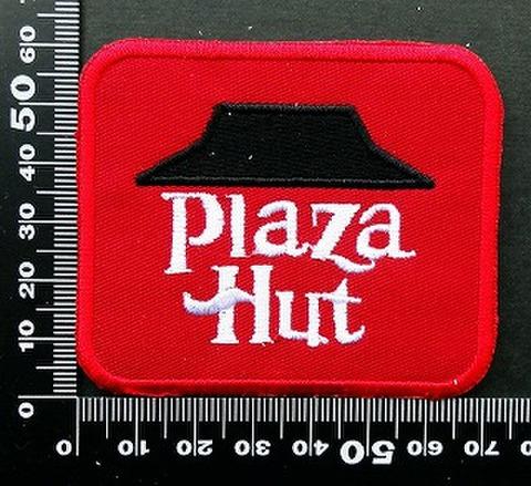 プラザハット PlazaHut  ワッペン パッチ 09763