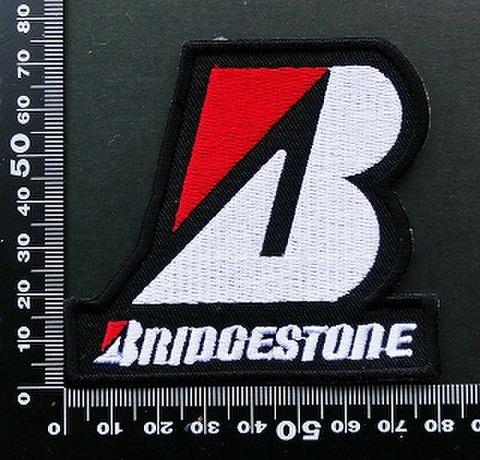 ブリヂストン BRIDGESTONE ワッペン パッチ 09586