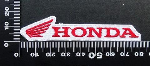 ホンダ ウイング HRC HONDA ワッペン パッチ 09509