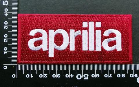 アプリリア APRILIA ワッペン パッチ 09579