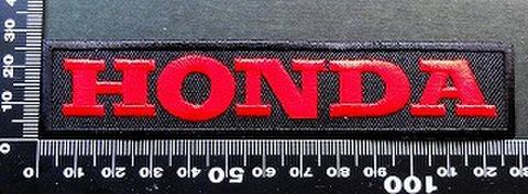 ホンダ ウイング HRC HONDA ワッペン パッチ 09668