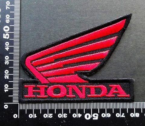 ホンダ ウイング HRC HONDA ワッペン パッチ 09670