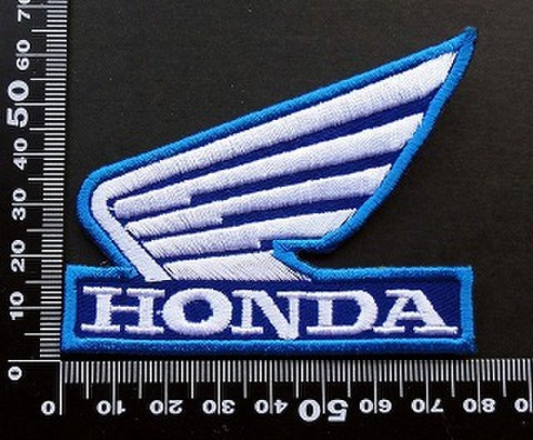 ホンダ ウイング HRC HONDA ワッペン パッチ 09675