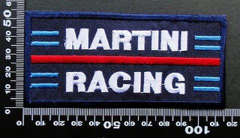 マーティンレーシング  MARTINRACING ワッペン パッチ09500
