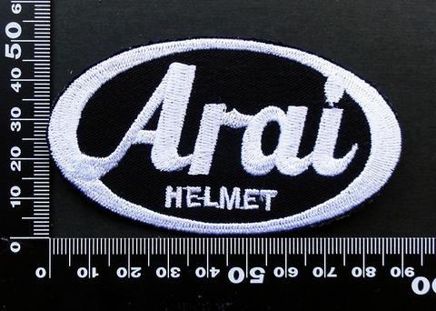 アライ ヘルメット ARAI ワッペン パッチ 09570