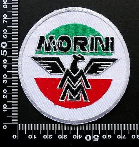 モト・モリーニ Moto Morini ワッペン パッチ 09723