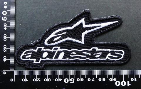 アルパインスターズalpinestars ワッペン パッチ 09571