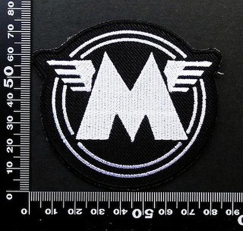 モト・モリーニ Moto Morini ワッペン パッチ 09726