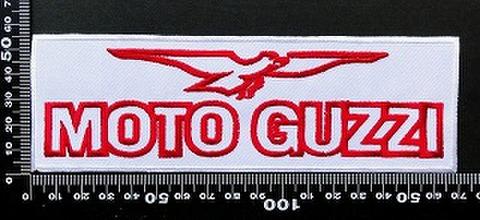 モトグッチ Moto Guzzi  ワッペン パッチ 09725